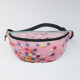 Pink Donuts Fanny Pack