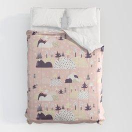 Lumihattara Comforters