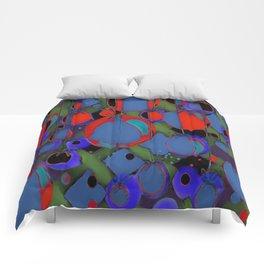 Christmas Baubles Comforters