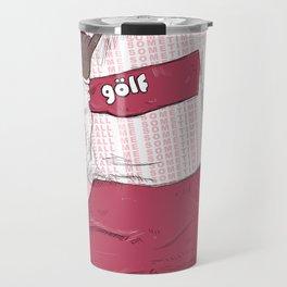 CALL ME SOMETIME. Travel Mug