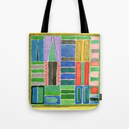 Lift To The Second Floor  Tote Bag