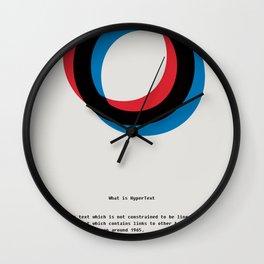 theweb02.png Wall Clock