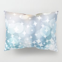 Stardust and Light Pillow Sham