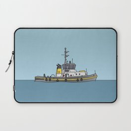 Tug or towing boat Laptop Sleeve