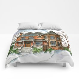 Victorian Winter Comforters