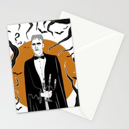 Lurch (Addams Family) Stationery Cards