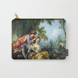 The Four Seasons. Spring Carry-All Pouch