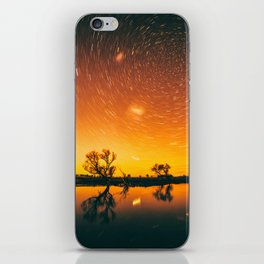 World Spins Madly On iPhone Skin
