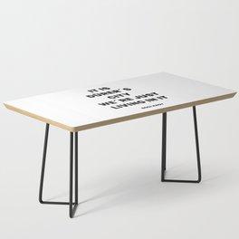 DÜRER´S CITY Coffee Table