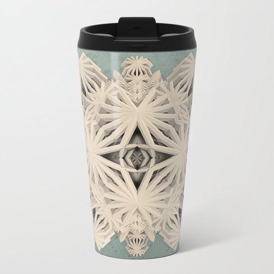 Ancient Calaabachti Filigrane Metal Travel Mug