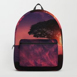 Sunset of Life Backpack