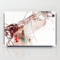 gun iPad Cases featuring gun by echo3005