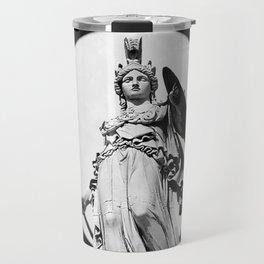 Goddess Athena Travel Mug
