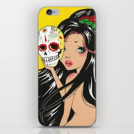 Day of the Deads iPhone Skin