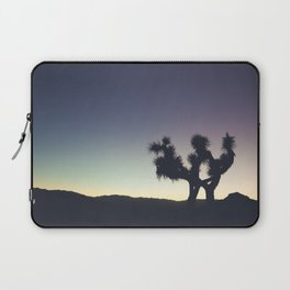 Joshua Tree Sunset Laptop Sleeve