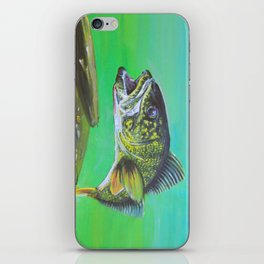 That's what all the pickerel say iPhone Skin