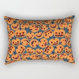 pumpkin guys Rectangular Pillow