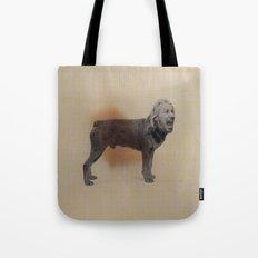 Two dogs and BOB Tote Bag