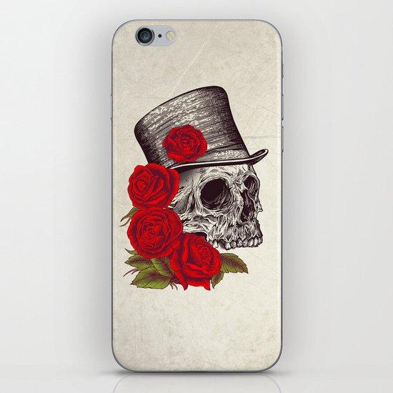 Dead Gentleman iPhone & iPod Skin
