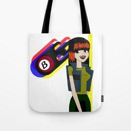 Burners Julie Kane Tote Bag