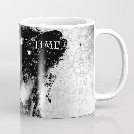 Nude art - time Mug