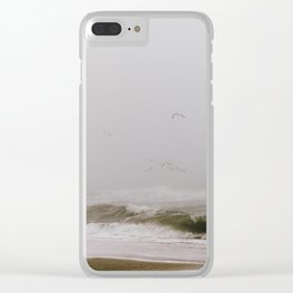 Wyatt Clear iPhone Case