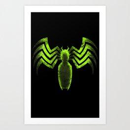 Venomous Art Print