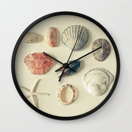 From the Sea Wall Clock