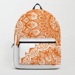Royal-Orange Backpack