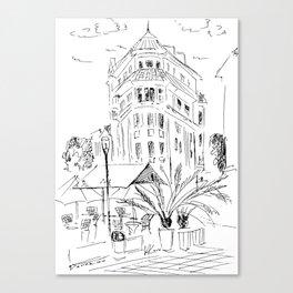 Varna sight Canvas Print