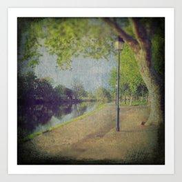 8719 Art Print