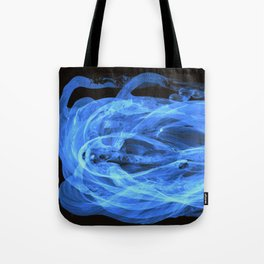 Faces of Water Tote Bag
