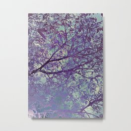 forest 2 #forest #tree Metal Print