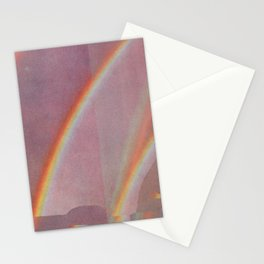 Desert Rainbow Stationery Cards
