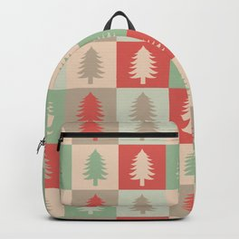 AFE Holiday Trees Backpack