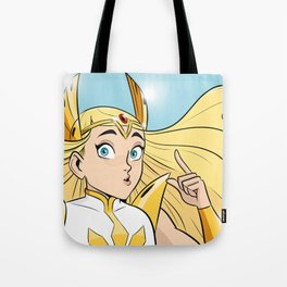 The Mighty She-Ra Tote Bag