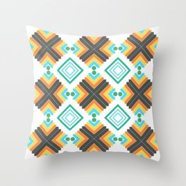 new pattern Throw Pillow
