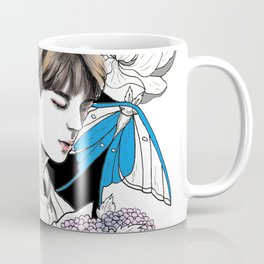 BTS Jin Coffee Mug