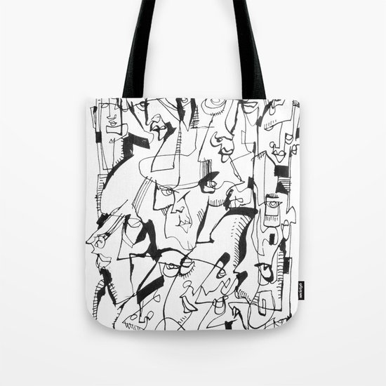 Sweet Confusion Tote Bag