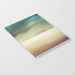Ocean Solitude Notebook
