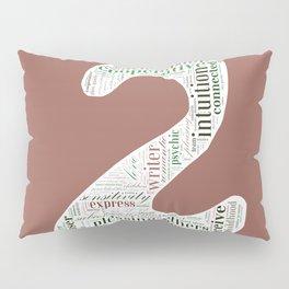 Life Path 2 (color background) Pillow Sham