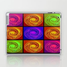 Abstract Collage Art Laptop & iPad Skin