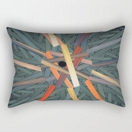 Spokes Rectangular Pillow