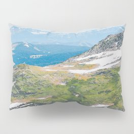 Alpine Mosses Pillow Sham