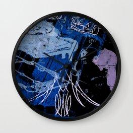 57 Pontiac Safari Wall Clock