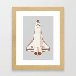 Atlantis Framed Art Print