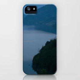 LAKE EDGE iPhone Case