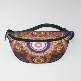 Abstract Fractal Art 3 Fanny Pack