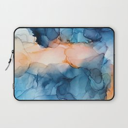 Captivate- Alcohol Ink Painting Laptop Sleeve