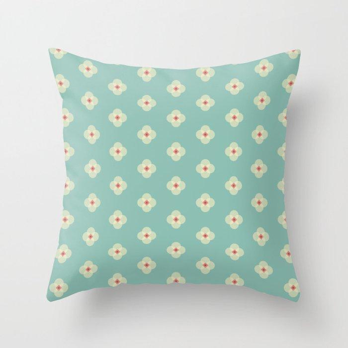 L'avènement des femmes Throw Pillow